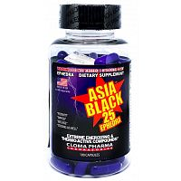 Asia Black 100 капсул