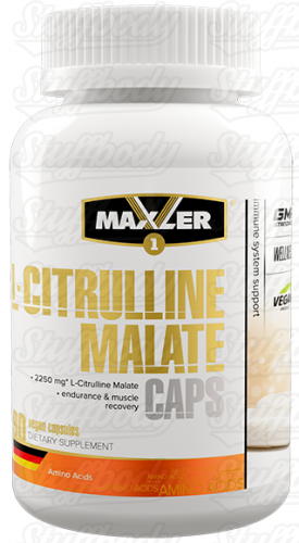 L-Citrulline Malate 90caps