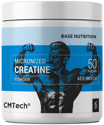CM Tech Creatine 250g